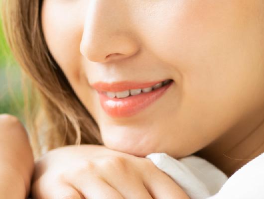 口元の形成の特徴