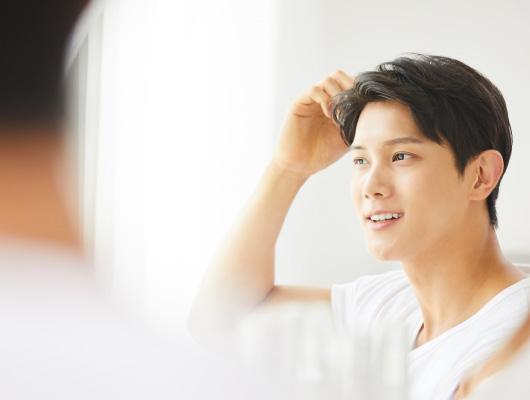 AGA(男性型脱毛症)の特徴