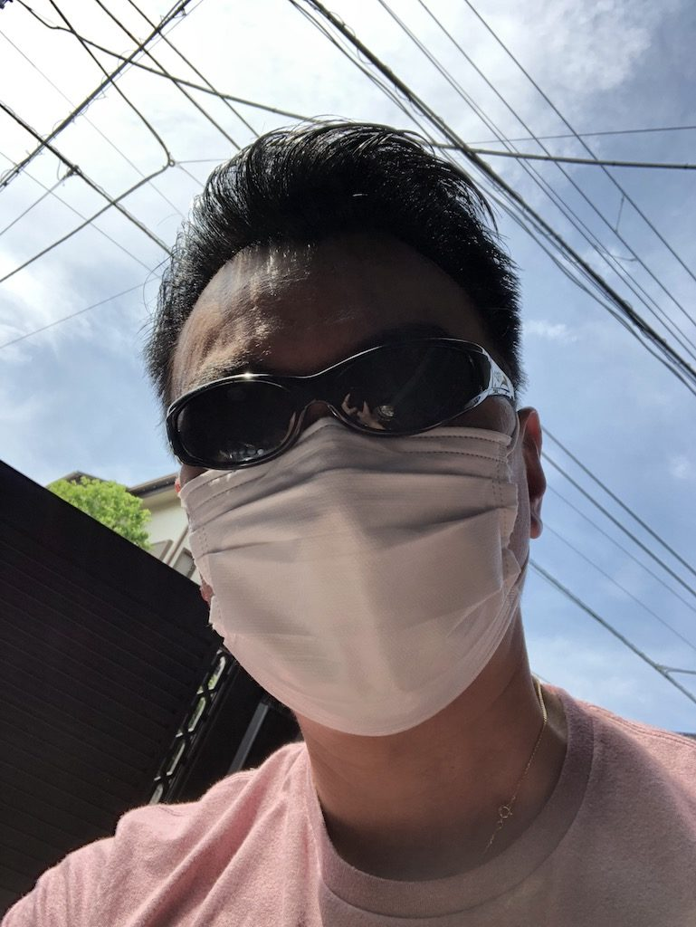 マスクは必要かもしれませんが・・・